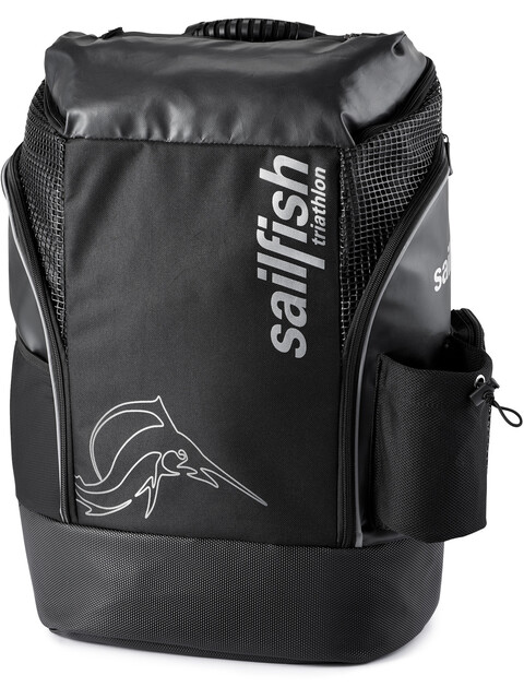 sailfish Cape Town Backpack black/silver